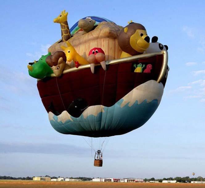 Παράξενα αερόστατα (5)
