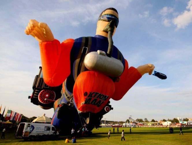 Παράξενα αερόστατα (6)