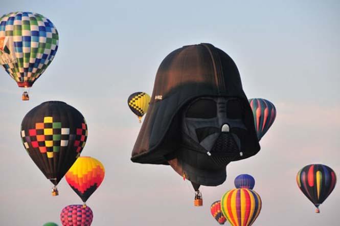 Παράξενα αερόστατα (7)