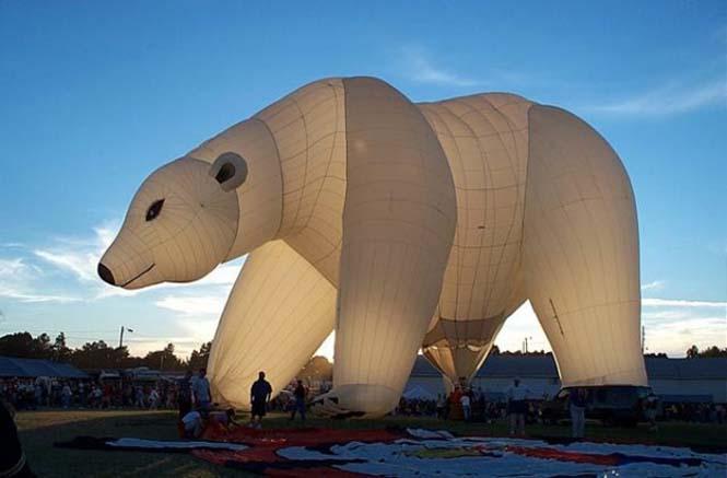 Παράξενα αερόστατα (8)