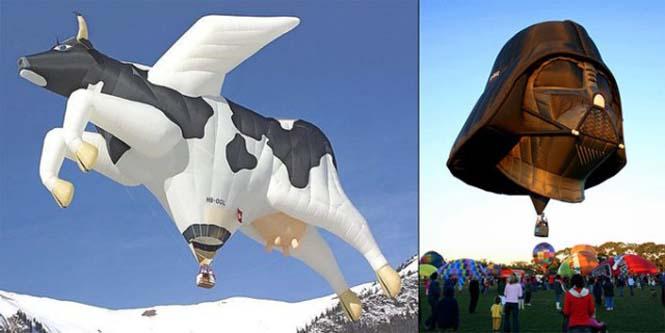 Παράξενα αερόστατα (11)