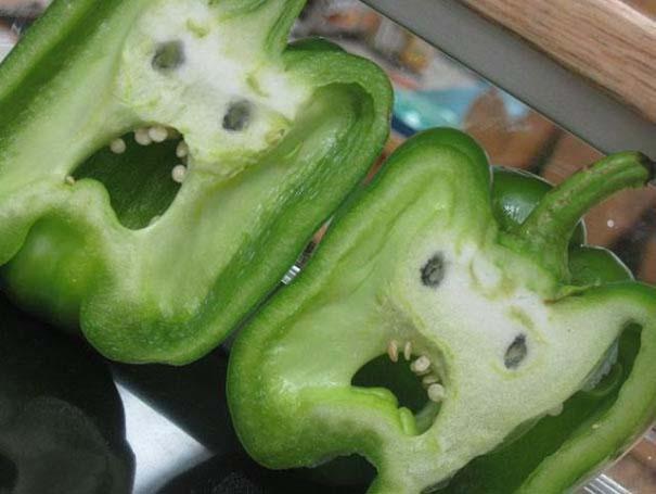 Παράξενα κι αστεία φρούτα & λαχανικά (3)