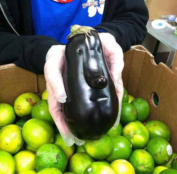 Παράξενα κι αστεία φρούτα & λαχανικά (5)