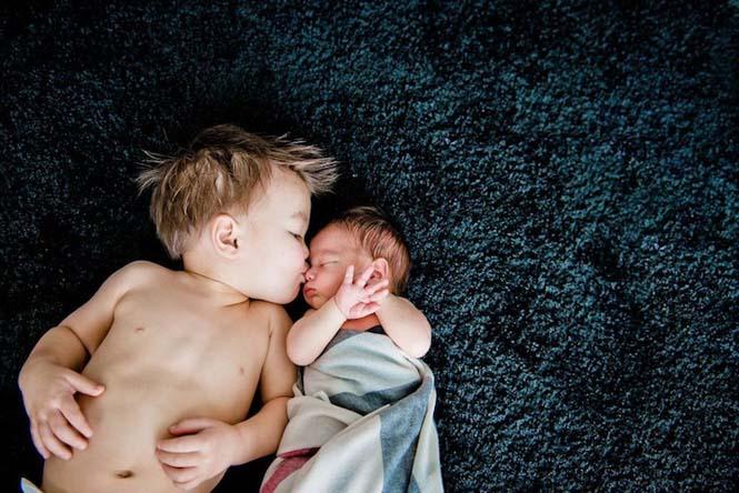 Πατέρας βγάζει εκπληκτικές φωτογραφίες με τους γιους του (10)