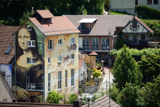 Η Mona Lisa της γειτονιάς   Φωτογραφία της ημέρας