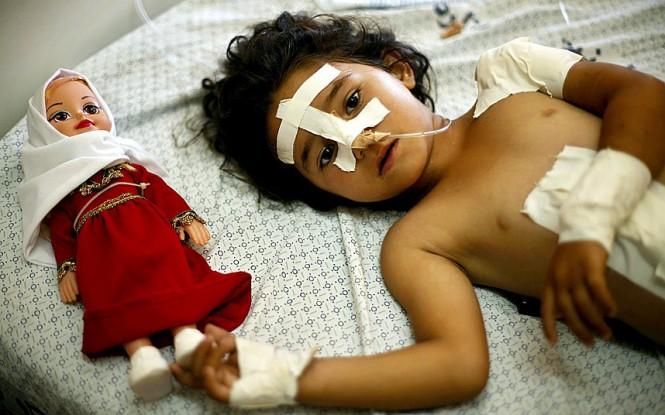 Εν τω μεταξύ, στην Παλαιστίνη... | Φωτογραφία της ημέρας