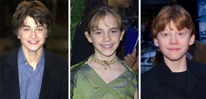 Πόσο άλλαξαν οι πρωταγωνιστές του «Harry Potter» από την πρώτη ταινία μέχρι την τελευταία