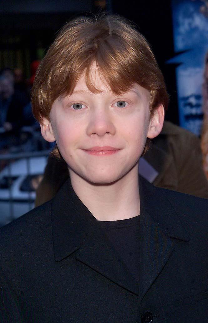 Πόσο άλλαξαν οι πρωταγωνιστές του «Harry Potter» από την πρώτη ταινία μέχρι την τελευταία (5)