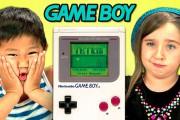 Πως αντιδρούν τα σημερινά παιδιά σε ένα Game Boy