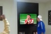 Πως να μην πανηγυρίσεις ένα γκολ στο Μουντιάλ