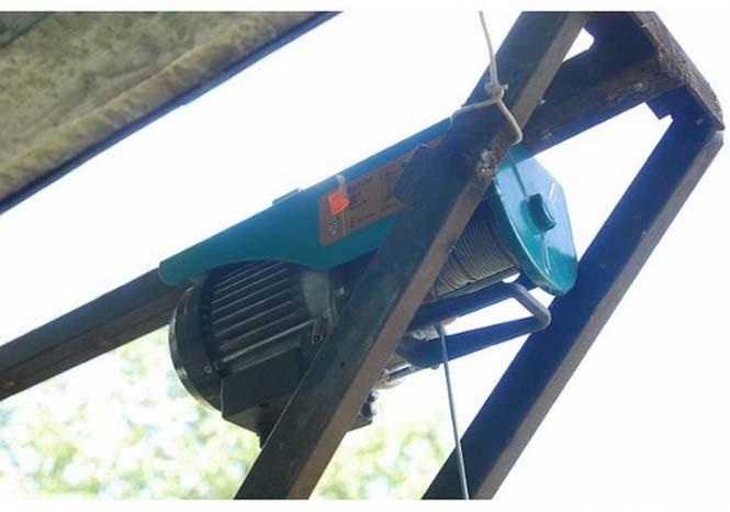 Πως να παρκάρεις την μοτοσυκλέτα σου στο μπαλκόνι (3)