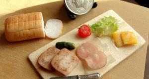 Εκπληκτικές ρεαλιστικές μινιατούρες φαγητών από πηλό