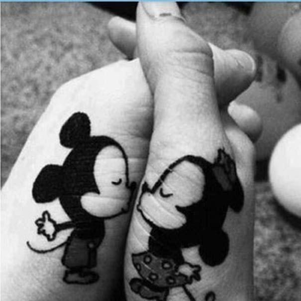 Τατουάζ για ζευγάρια (1)