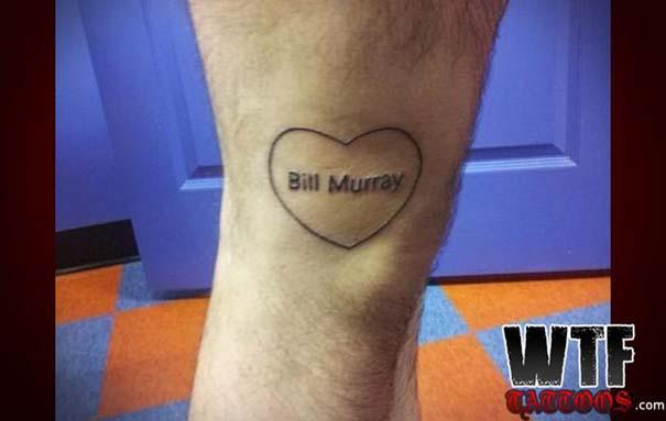 Τατουάζ που σε κάνουν να απορείς (3)