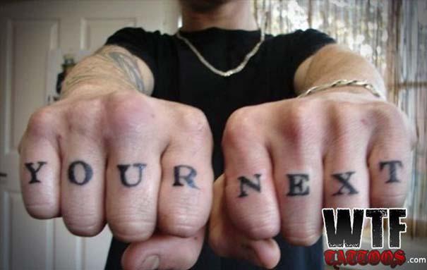 Τατουάζ που σε κάνουν να απορείς (29)