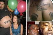 Τατουάζ που σε κάνουν να απορείς (1)