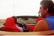 Test drive με Ferrari πάει στραβά