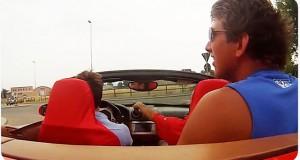 Test drive με Ferrari πάει στραβά (Video)
