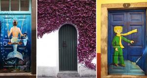 25+1 μοναδικές πόρτες απ' όλο τον κόσμο