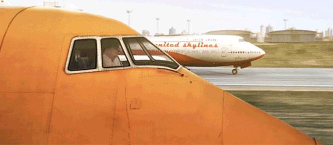 Αν οι πιλότοι έκαναν κόντρες στον διάδρομο απογείωσης