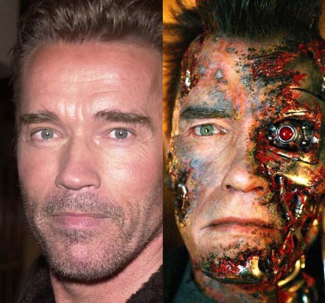 Απίστευτες μεταμορφώσεις με μακιγιάζ στον κινηματογράφο (5)