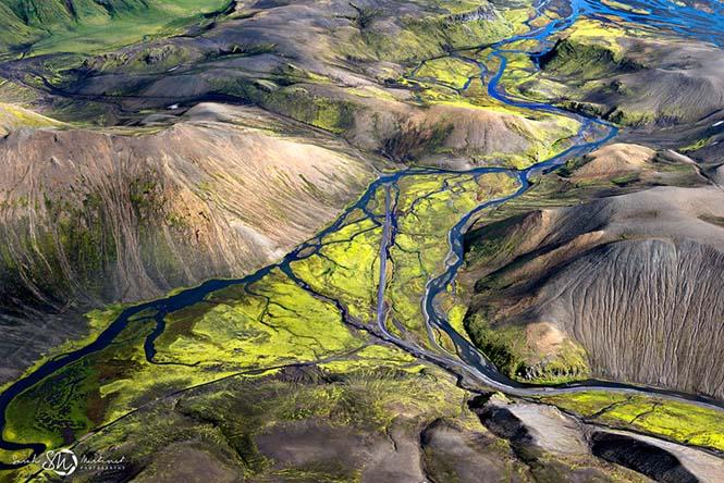 Εκπληκτικές εναέριες φωτογραφίες της Ισλανδίας (3)