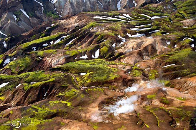 Εκπληκτικές εναέριες φωτογραφίες της Ισλανδίας (4)