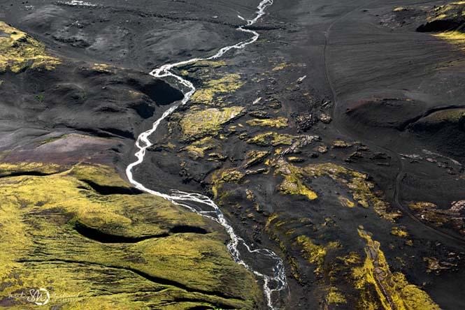 Εκπληκτικές εναέριες φωτογραφίες της Ισλανδίας (5)
