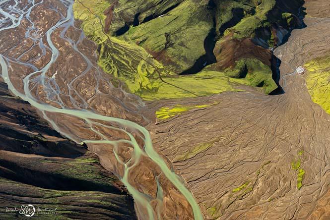 Εκπληκτικές εναέριες φωτογραφίες της Ισλανδίας (6)