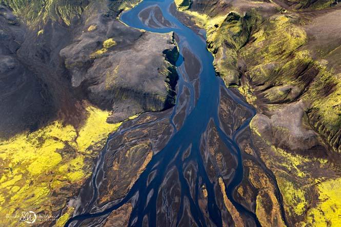 Εκπληκτικές εναέριες φωτογραφίες της Ισλανδίας (7)