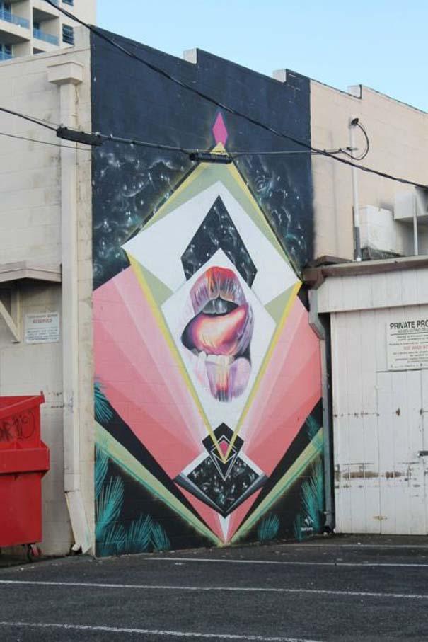 Εντυπωσιακά graffiti (2)