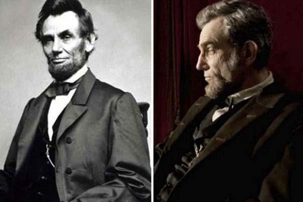 Ηθοποιοί και η ομοιότητα τους με τα διάσημα πρόσωπα που υποδύθηκαν (4)