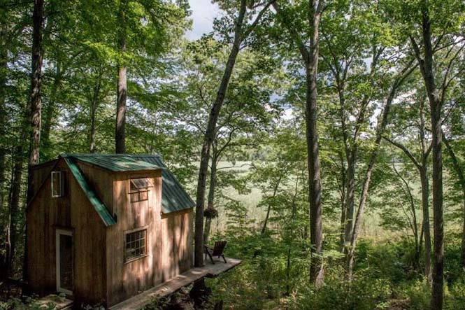 Καλύβα στο δάσος με 4.000 δολάρια (2)