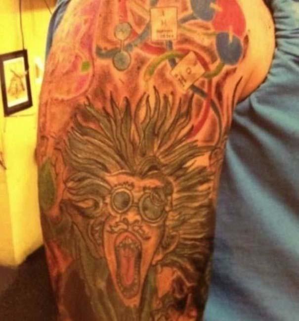 Κανείς δεν τους είπε πως τα τατουάζ είναι κάτι μόνιμο (6)