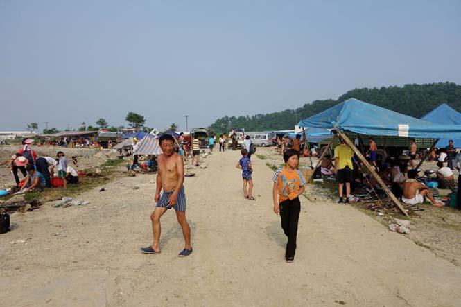 Μια μέρα σε παραλία της Βόρειας Κορέας (7)