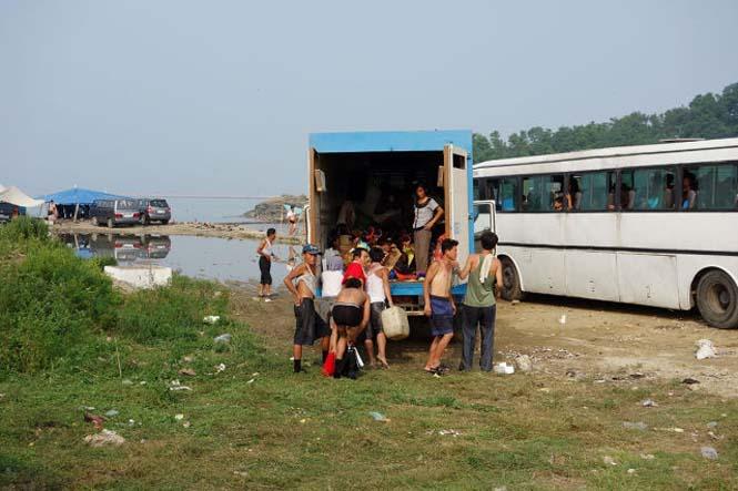 Μια μέρα σε παραλία της Βόρειας Κορέας (8)
