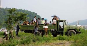 Μια μέρα σε παραλία της Βόρειας Κορέας