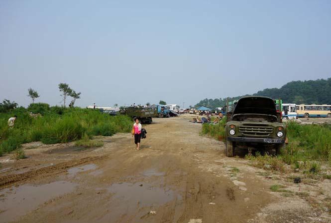 Μια μέρα σε παραλία της Βόρειας Κορέας (12)