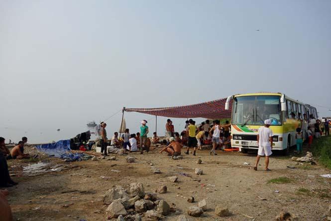 Μια μέρα σε παραλία της Βόρειας Κορέας (13)