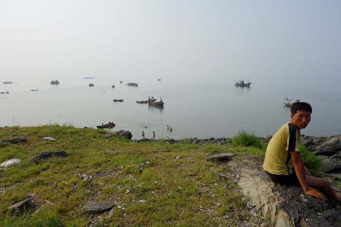 Μια μέρα σε παραλία της Βόρειας Κορέας (24)