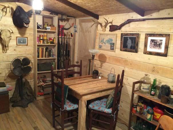 Παλιό υπόγειο μετατράπηκε σε ανδρικό στέκι με 107 δολάρια (15)