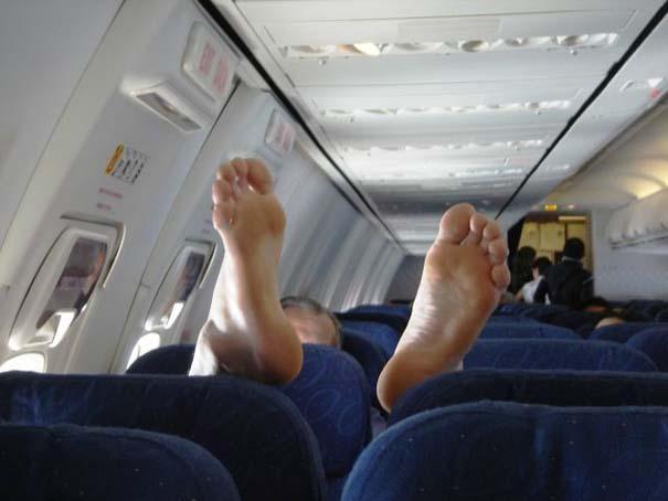 Τα πιο περίεργα που μπορεί να συναντήσεις σε ένα αεροπλάνο (3)