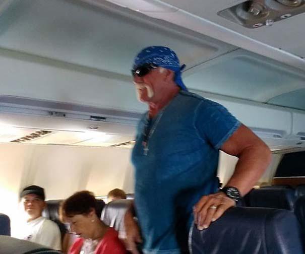 Τα πιο περίεργα που μπορεί να συναντήσεις σε ένα αεροπλάνο (15)