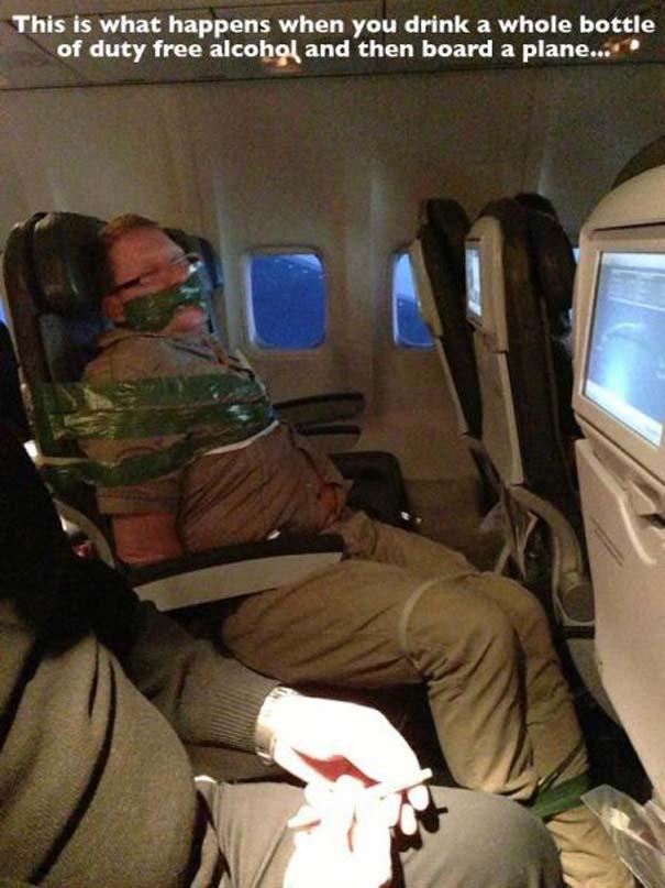 Τα πιο περίεργα που μπορεί να συναντήσεις σε ένα αεροπλάνο (14)