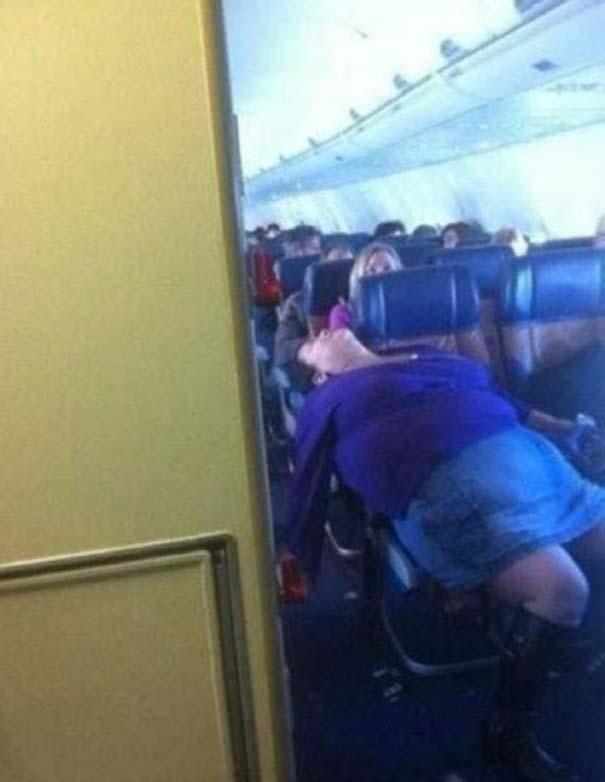Τα πιο περίεργα που μπορεί να συναντήσεις σε ένα αεροπλάνο (6)