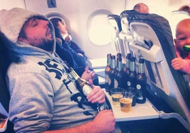 Τα πιο περίεργα που μπορεί να συναντήσεις σε ένα αεροπλάνο (5)