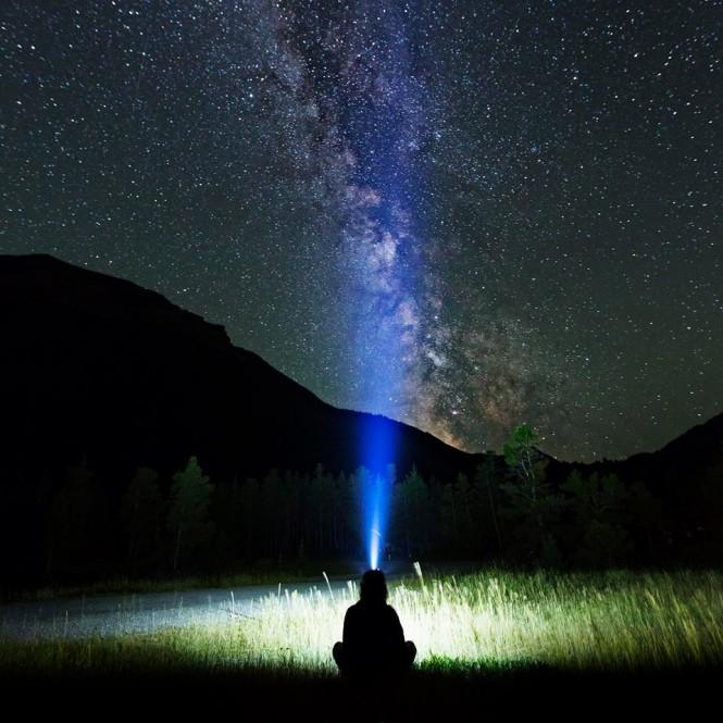 Κοιτάζοντας τ' αστέρια | Φωτογραφία της ημέρας
