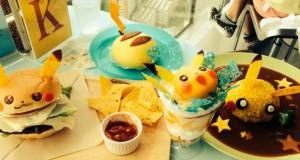 Pikachu cafe στην Ιαπωνία (Video)
