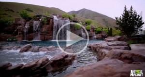 Εξωπραγματική πισίνα αξίας $2 εκατομμυρίων σε αυλή σπιτιού (Video)