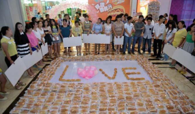 Πρόταση γάμου με 1000+1 hot dogs (1)